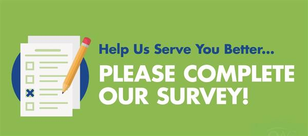 Parent Survey: We need your input