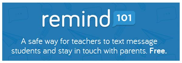 Remind 101 A Safe way for teachers to text message students and parents