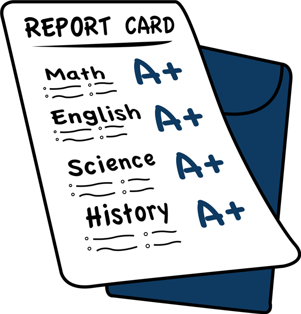 Report Cards coming soon.