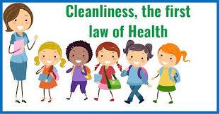 Character Trait this Month - Cleanliness